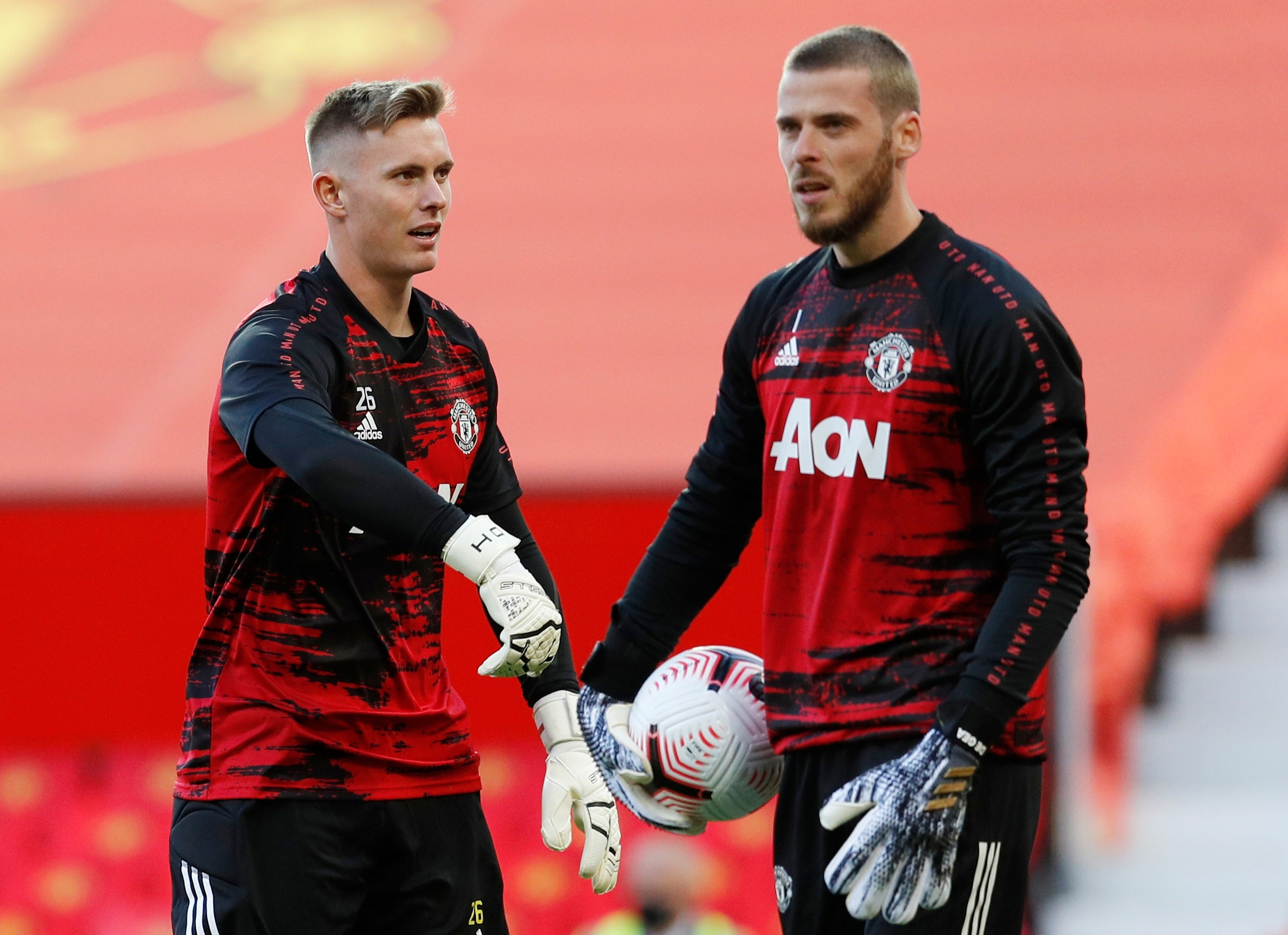 De Gea Vs Henderson - The Numbers - Goalkeepers Anonymous
